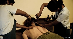 Abhyanga Synchronized Oil massage