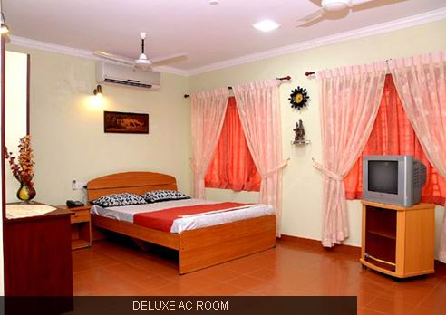 Deluxe AC rooms