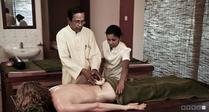 Vasti Karma Medicated Enema Treatment