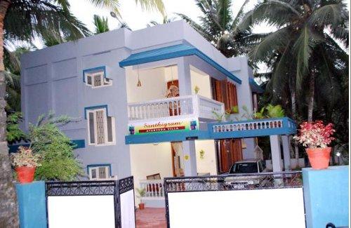 Santhigram Kerala Ayurvedic Centre, (South) New Delhi, India