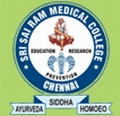 Sri Sai Ram Ayurveda Medical College, Chennai, Tamil Nadu