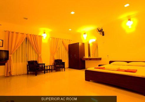 Asokam_Superior AC rooms